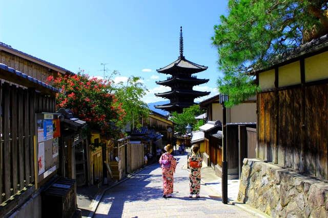 恋愛・ミステリー・ギャグ映えするはんなりスポット「京都祇園」